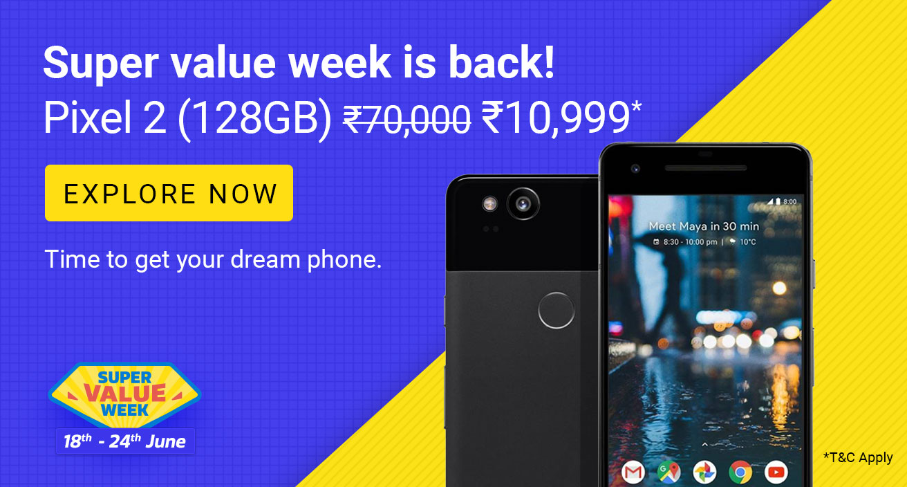 Mobile Super Value Week