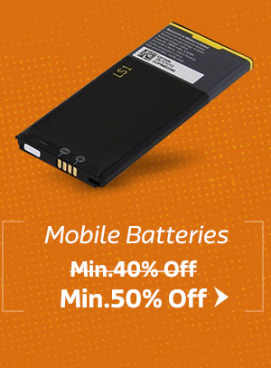 Mobile Batteries