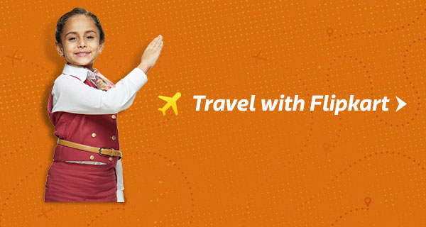 Fly with Flipkart