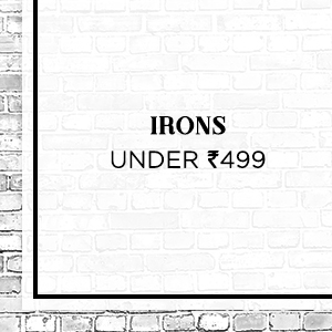 Irons under Rs.499