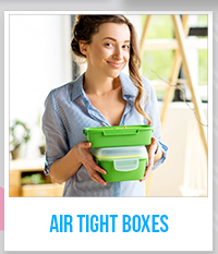 Air tight boxes