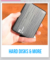 Hard Disks & more