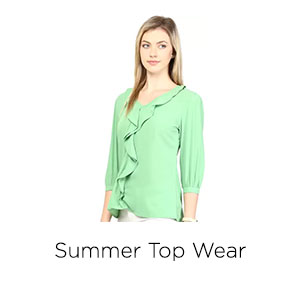 Summer Top Wear