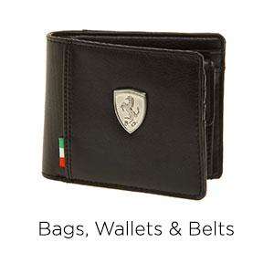 Bags, Wallets and Belts