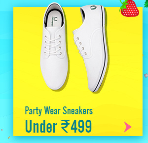 Party Wear Sneakers
