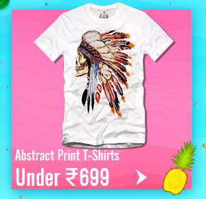 Abstract Tshirts