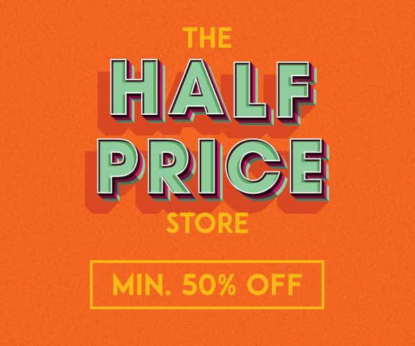 The Half Priced Store