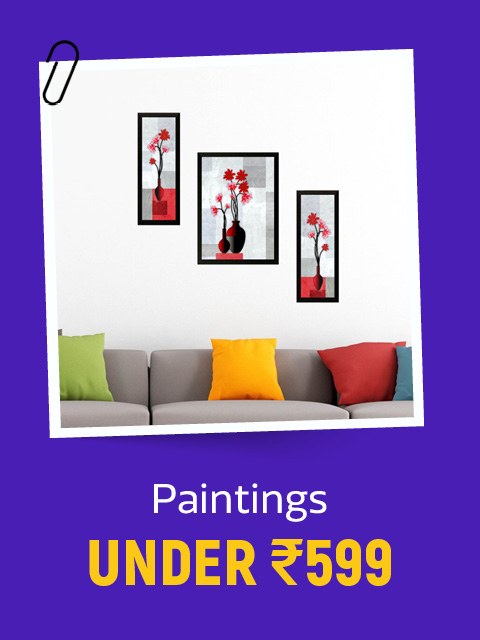 Paintings under Rs.599