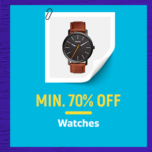 Watches at Min.70% Off