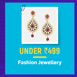Fashion Jewellery under Rs.499