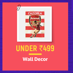 Wall Decals under Rs.499