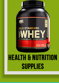 Health & Nutrition Supplies