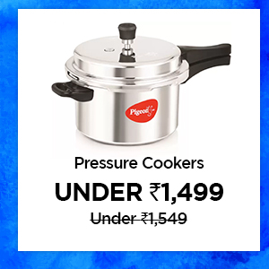 Pressure Cookers under Rs.1499