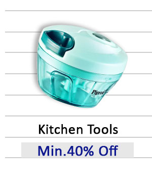 Kitchen Tools at Min.40% Off