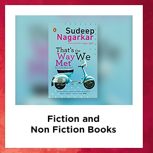 Fiction and Non-Fiction Books