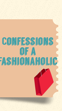 Confessions of a Fashionaholic: shop without a care