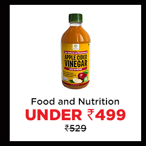 Food and Nutrition under Rs.499