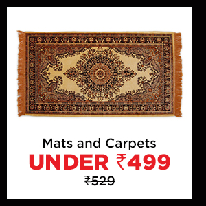 Mats and Carpets under Rs.499