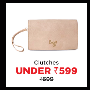 Clutches under Rs.599