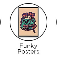 Funky Posters
