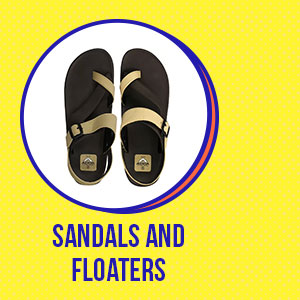 Sandals and Floaters