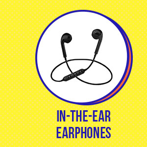 In-the-ear Earphones
