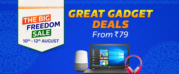 Gadgets and Accessories from Rs.79