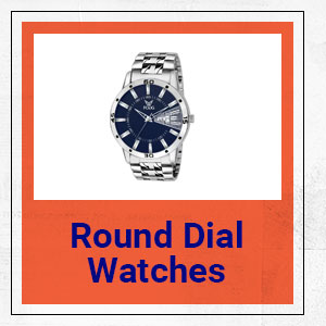 Round Dial Watches