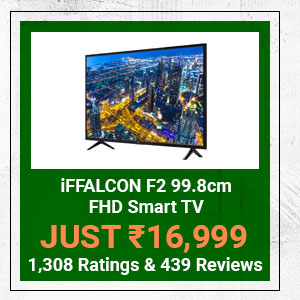 iFFALCON F2 100cm FHD Smart TV