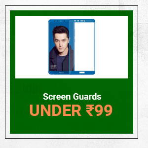 Screen Guards Under Rs.99