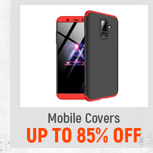 Mobile Covers up to 85% Off