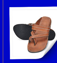 Ethnic Wear Slippers & Sandals…