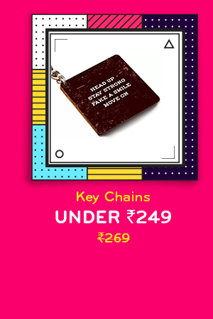 Key Chains under Rs.249