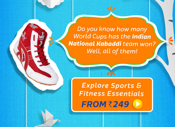 Did you know, Indian team has won all the Kabaddi world cups