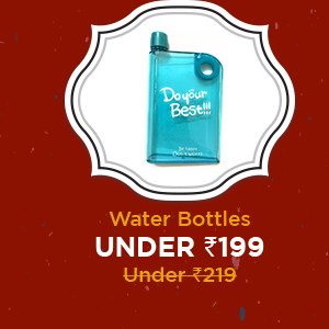 Water Bottles under Rs.199