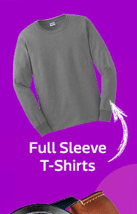 Full Sleeve T-Shirts