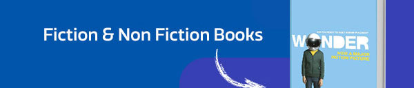 Fiction & Non Fiction Books