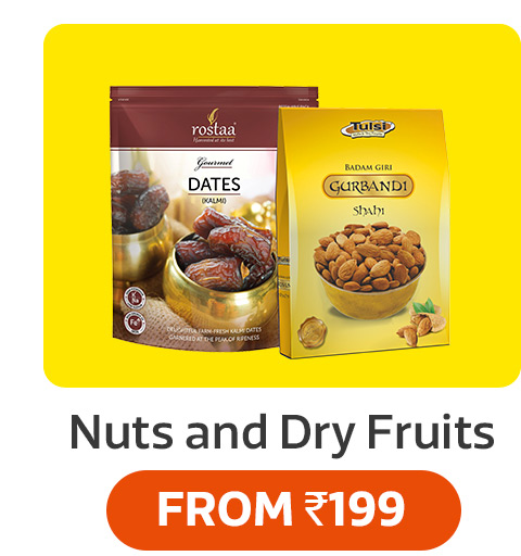Nuts and Dry Fruits