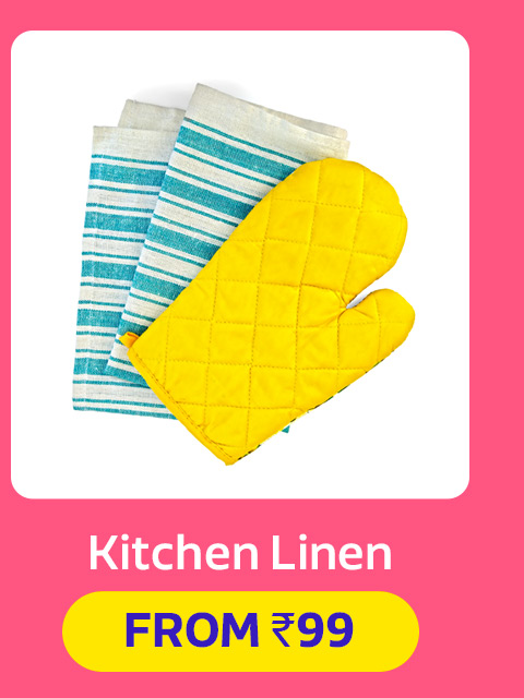 Kitchen Linen from Rs.99