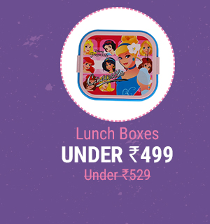 Lunch Boxes Under 499 (BAU 529)
