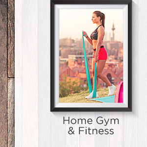 Home Gym & Fitness