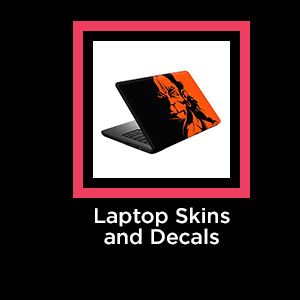 Laptop Skins And Decals