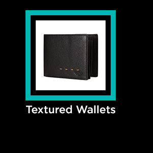 Textured Wallets