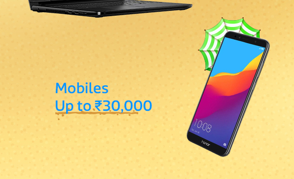 Mobiles up to Rs.30,000