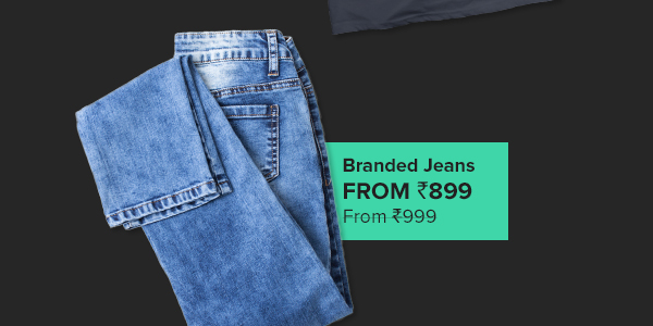 Branded Jeans from Rs.899