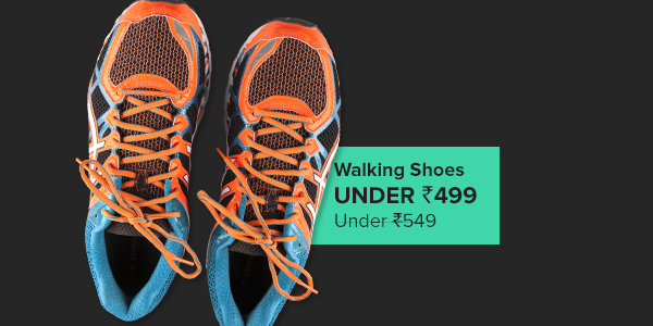 Walking Shoes under Rs.499