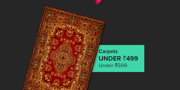 Carpets under Rs.499