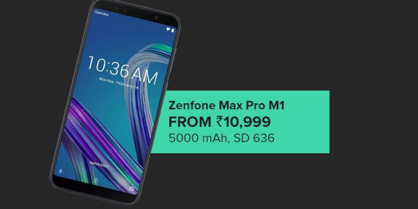 Asus Zenfone Max Pro M1 - Unbeatable Player in it's Price Range