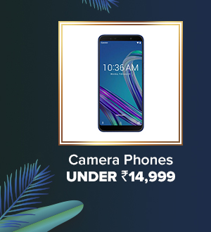 Camera Phones with MRP under Rs.14,999