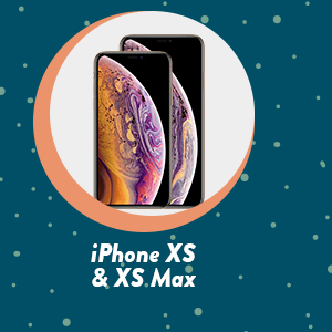 iPhone XS & XS Max